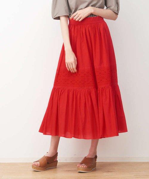 collex(collex)/刺繍スカート/60390612000