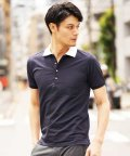 MICHEL KLEIN HOMME/ポロシャツ(COOL MAXサッカー)/502447194