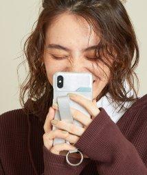 BEAUTY&YOUTH UNITED ARROWS/【WEB限定】【別注】∴<tov>レザーiPhone X/XS スライドパスケース/502447353