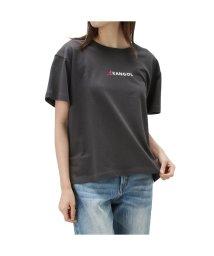 MAC HOUSE(women)/KANGOL カラフル刺繍Tシャツ 9282-1738/502447824