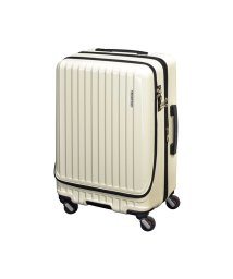 FREQUENTER/フリクエンター マーリエ スーツケース Mサイズ フロントオープン 拡張 静音 USB Malie 55L~66L 1-281/502448687
