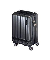 FREQUENTER/フリクエンター マーリエ スーツケース 機内持ち込み Sサイズ フロントオープン ポケット 拡張 静音 軽量 34L 1-282/502448688