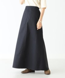 Demi-Luxe BEAMS/Demi-Luxe BEAMS / コットンチノ ロングスカート/502413294