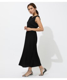 AZUL by moussy/GEOMETRIC PLEATED ONEPIECE/502436277