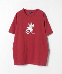 agnes b. HOMME/SF64 TS レザールTシャツ/502439254