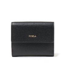 FURLA/963513 BABYLON S BIFOLD PZ10 B30 二つ折りミニ財布 ONYX/502443747