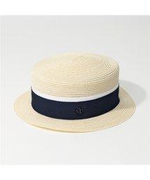 Maison Michel/Maison Michel メゾンミッシェル 1011 021 002 AUGUSTE ストロー ハット カンカン帽 帽子 NATURAL レディース/502443957