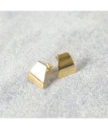 SOKO/BRASS JE174219 BR0 mini canvas stud スタッド ピアス アクセサリー ゴールド/502444245