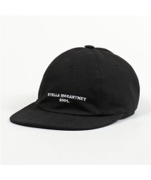 Stella McCartney/570194 W8505 1000 コットン ベースボールキャップ 帽子 ロゴ刺繍 レディース/502444311