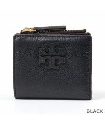 TORY BURCH/45246 レザー 二つ折り財布 ミニ財布 豆財布 カラー2色 レディース/502444394