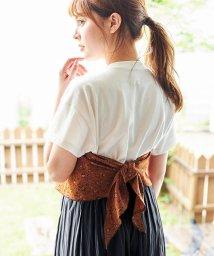 INGNI/ビスチェ付Tシャツ                             /502445543