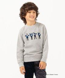 SHIPS KIDS/SHIPS KIDS:<パパとおそろい>【THE BEATLES(ザ・ビートルズ)】スウェット(100~130cm)/502450883