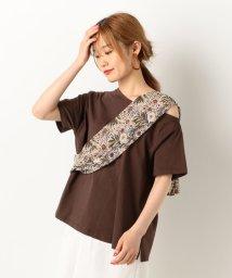 archives/A-スカーフ付きワンショルTシャツ/502340986