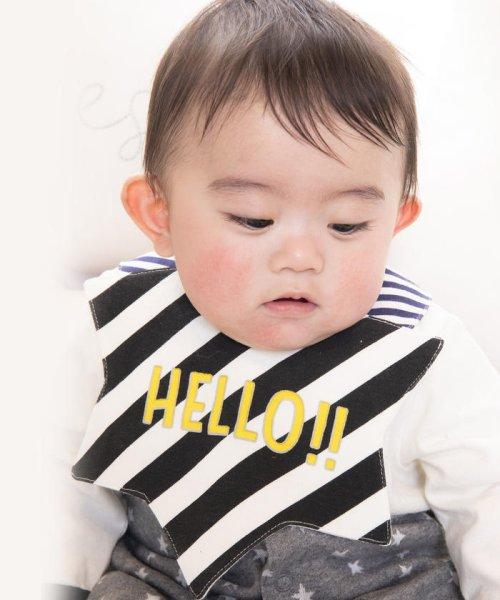 e-baby(イーベビー)/天竺スカラップスタイ/183415541