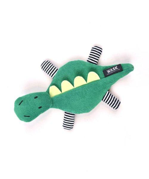 WASK(ワスク)/〈ベビー〉恐竜カシャカシャ/1354155711