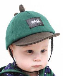 WASK/〈ベビー〉恐竜キャップ/502431809