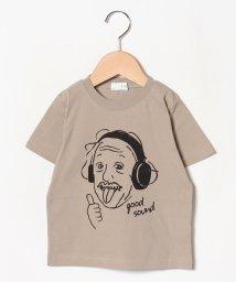 b-ROOM/偉人プリントTシャツ/502439194