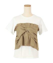 titivate/ツイルビスチェドッキングTシャツ/502451584