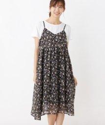 SHOO・LA・RUE/【2点セット】キャミワンピース+Tシャツ/502453298