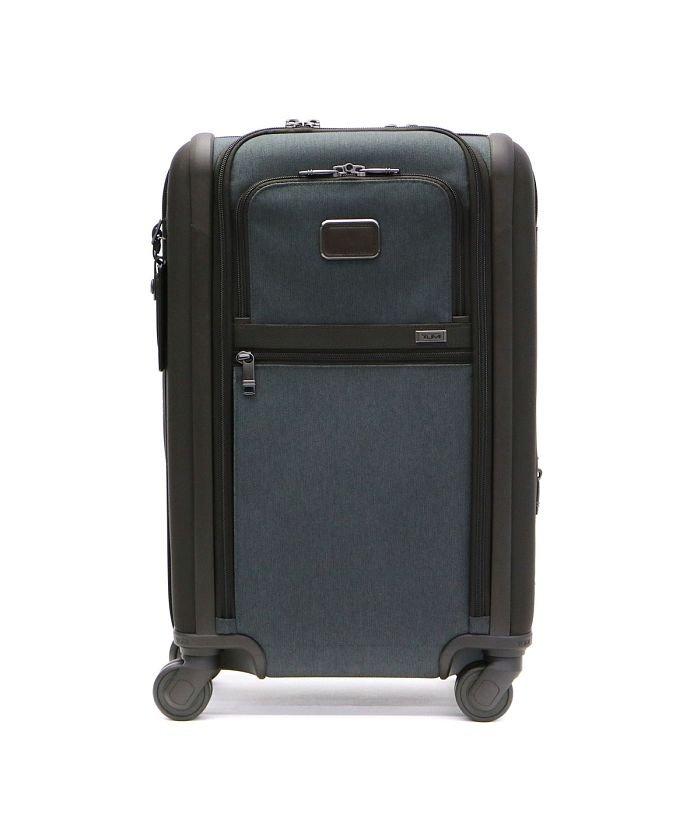 ギャレリア トゥミ TUMI Alpha3 アルファ3 スーツケース 35L インターナショナル・デュアル・アクセス・4ウィール・キャリーオン 2203560 ユニセックス グレー F 【GALLERIA】