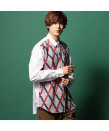 UNION STATION/ニットジョイントシャツ/502373765