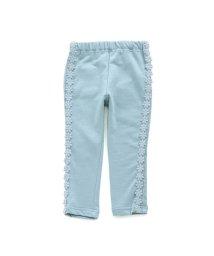 apres les cours/サイドレース | 7days Style パンツ 10分丈/502381286