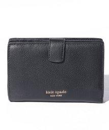 kate spade new york/KATE SPADE PWRU7230 001 2つ折り財布/502450092