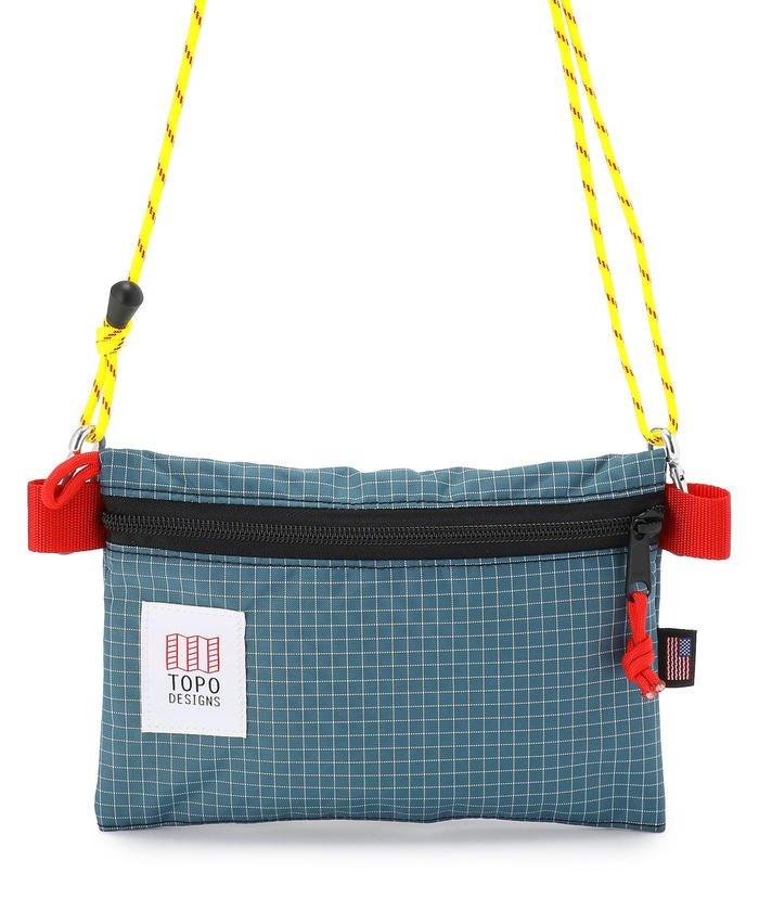 TOPO DESIGNS/トポデザインズ ACCESSORY SHOULDER BAGS SMALL ショルダーバッグ