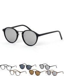 TopIsm/ボストン型カラーレンズサングラス/502454927