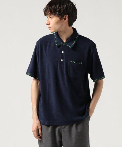 JOURNAL STANDARD(ジャーナルスタンダード)/GIMME FIVE/ ギミーファイブ : IVY TOWELLING ポロシャツ/19071610007110