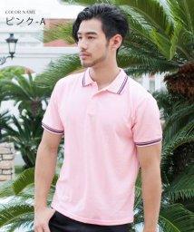 THE CASUAL/(バイヤーズセレクト) Buyer's Select 鹿の子ポロシャツ/502455487