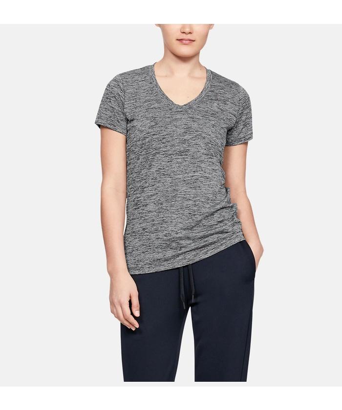 Femme Under Armour Tech SSC Graphic T-Shirt