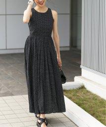 NOBLE/《WEB・一部店舗限定》【MARIHA】 夏のレディのドレスSparkling Dots/502456292