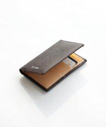 BEAMS MEN/BEAMS / サフィアーノレザー カード ケース/502456713