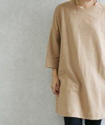 reca/8分袖ロングTシャツ/502278503