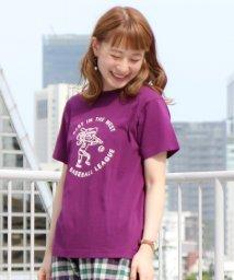 coen/カレッジプリントベーシックTシャツ2/502446359