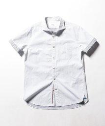 NOLLEY'S goodman/パラシュートカッタウェイ半袖ドットシャツ/502446437