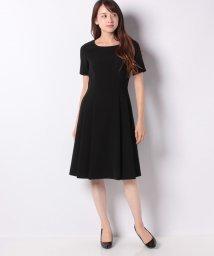 MISS J/【洗える】シルキーストレッチ ドレス/502447891