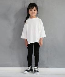b-ROOM/七分袖ビッグTシャツ/502450259