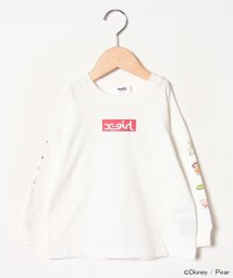 X-girl Stages/【DISNEY/PIXAR】 TOY STORY/ボックスデザインロゴTシャツ/502450283