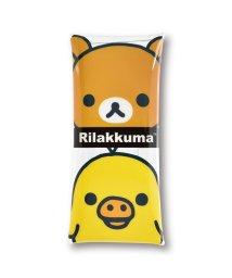 RUNNER/Rilakkuma リラックマ クリアマルチケース クリア マルチケース ペンケース 小物入れ/502450762