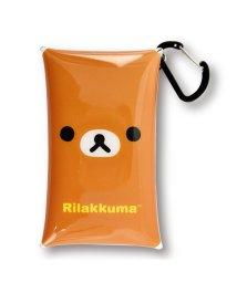 RUNNER/Rilakkuma リラックマ クリアマルチケース クリア マルチケース Sサイズ/502450763