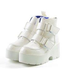 YOSUKE/レディース ブーツ 厚底 YOSUKE ヨースケ ID-2400118/502456487