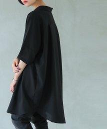 osharewalker/n'Or洗練ロングシャツ/502458617