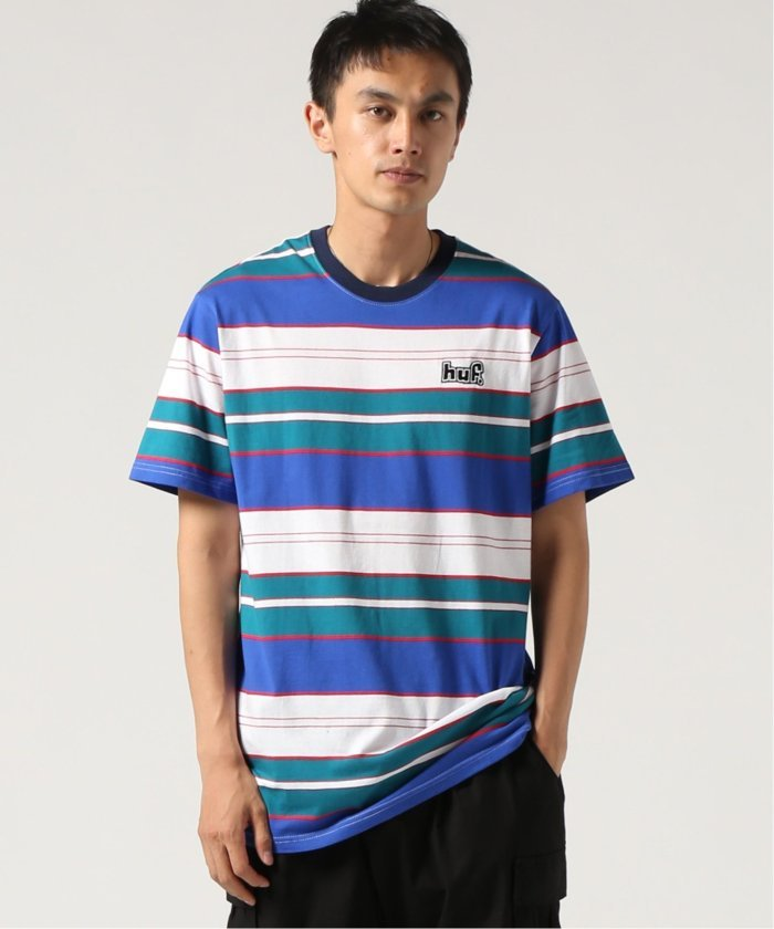 HUF/ハフ: UPLAND SS KNIT TOP Tシャツ