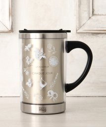 Afternoon Tea LIVING/フルーツフラワー柄ステンレスマグカップ/502439862