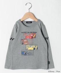 kladskap/カーズ袖プリント長袖Tシャツ/502450266
