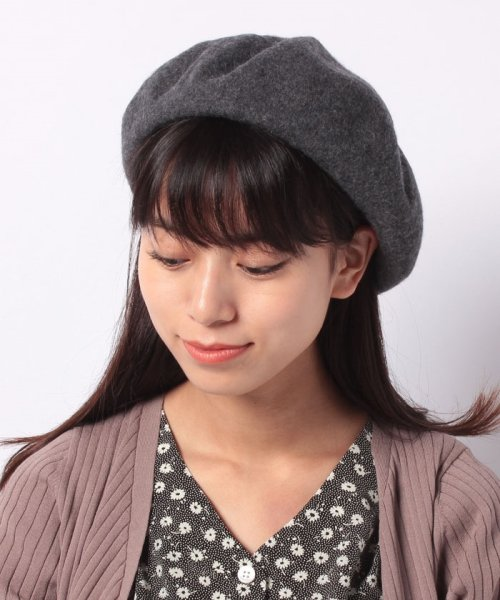 Noela(ノエラ)/バスクベレー帽/5955503