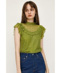 SLY/LACE FRILL N/S TOPS/502459644