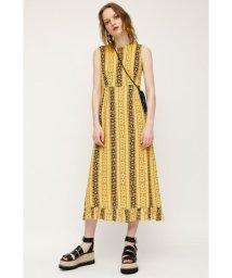 SLY/FLOWER TILE DOLLY DRESS/502459654